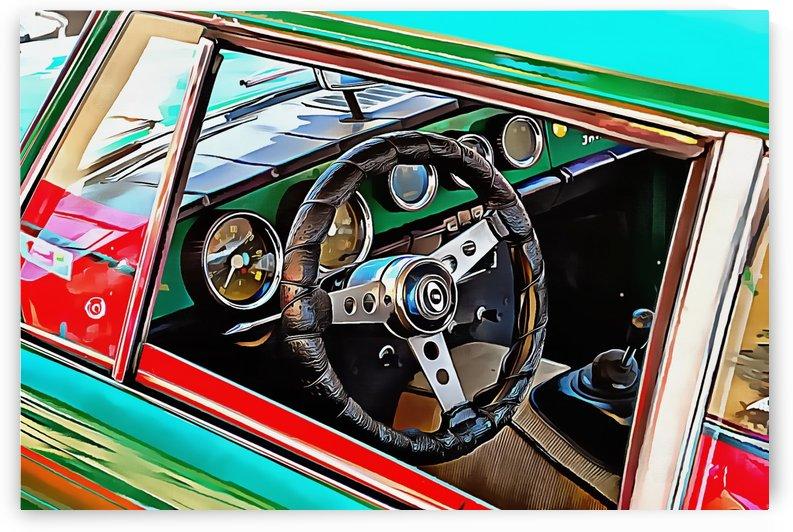 Innocenti Through the Window by Dorothy Berry-Lound