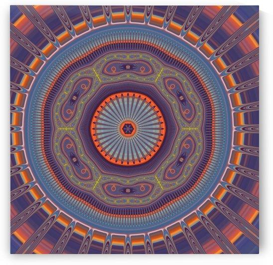 mendelbrot dome by CiddiBiri