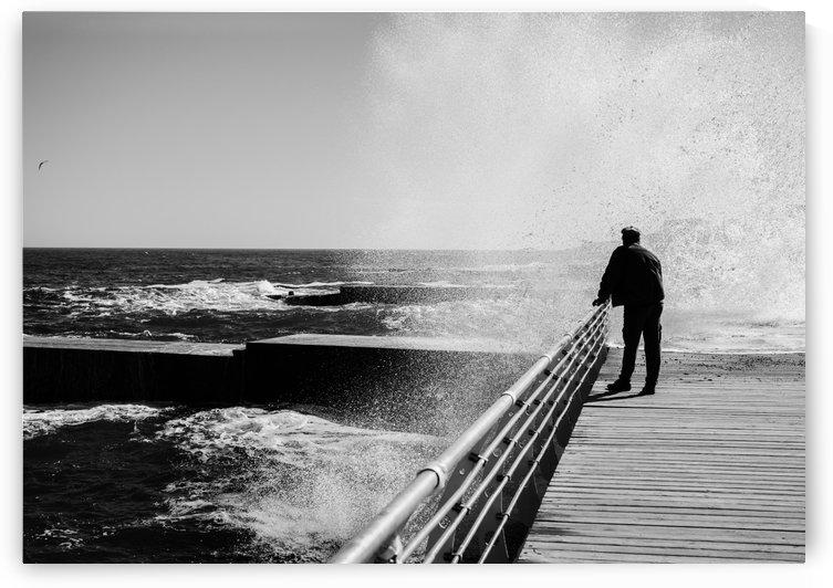The last storm by Daria Minaeva