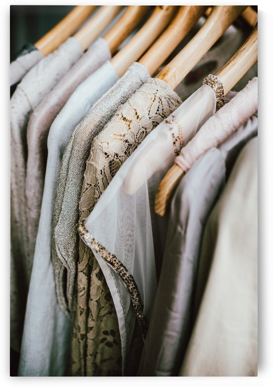 Beige dresses by Daria Minaeva