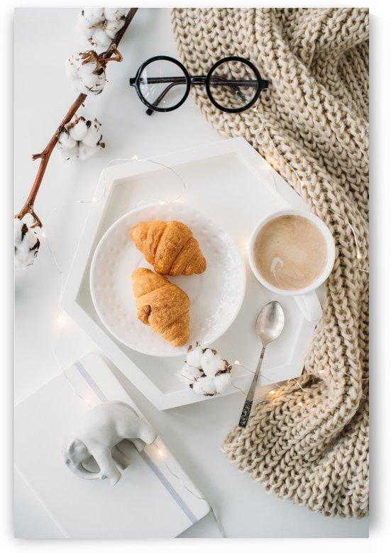 Cozy winter still-life by Daria Minaeva