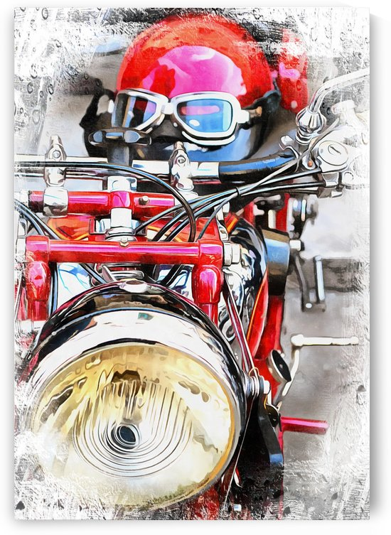 Racing Red by Dorothy Berry-Lound
