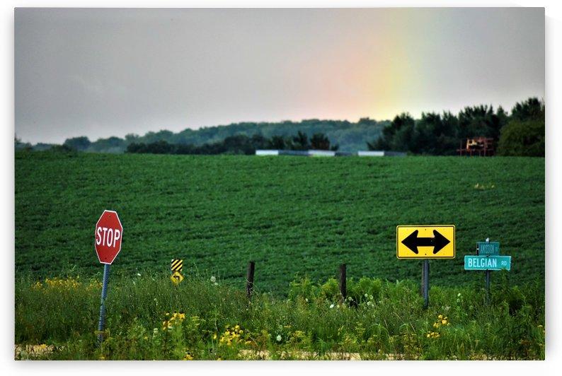 Country Iowa by Eric Schmitz