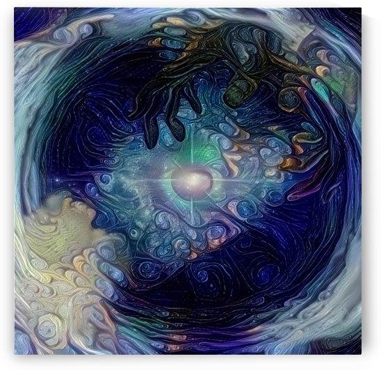 Eye of God by Bruce Rolff