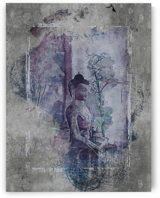 Medicine Buddha by Dorothy Berry-Lound