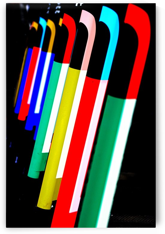 Colors segments by Luigi Girola