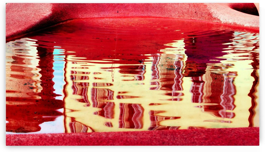 Red fluid dynamics by Luigi Girola