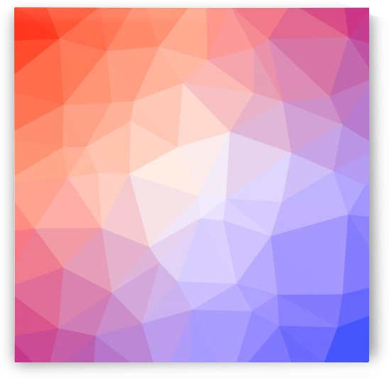 Abstract art patterns low poly polygon 3D backgrounds, textures, and vectors (8) by NganHongTruong
