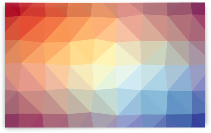 patterns polygon 3D (8) by NganHongTruong