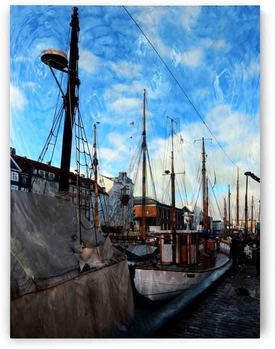 Mast Impressions Copehagen by Dorothy Berry-Lound