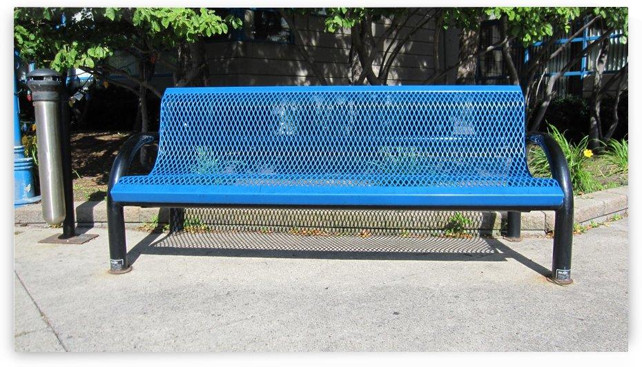 Bench (5) by Ngan Hong Truong
