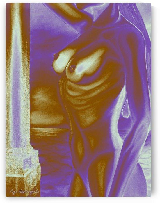 Violet Inspiration by Faye Anastasopoulou