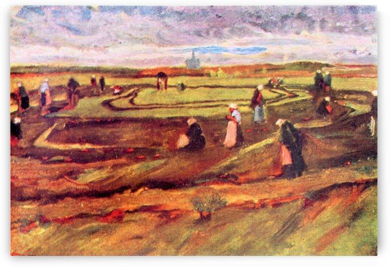 Workers by Van Gogh by Van Gogh