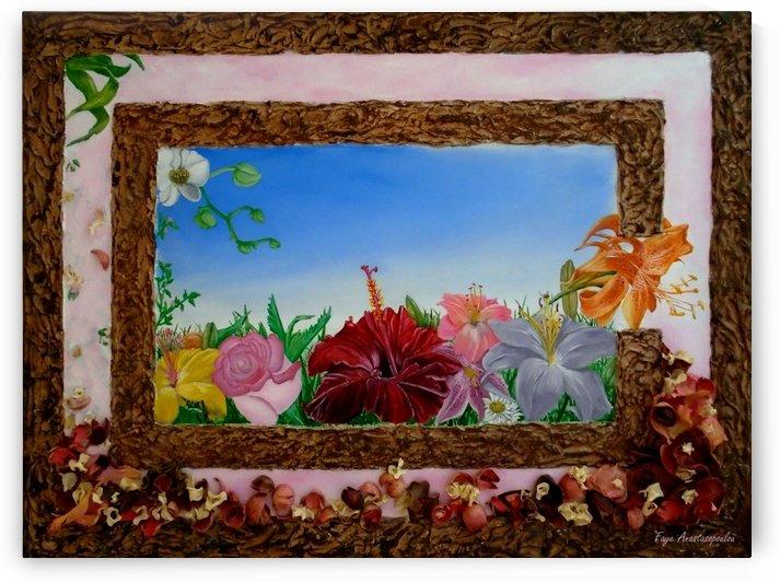 Framed Spring by Fotini Anastasopoulou