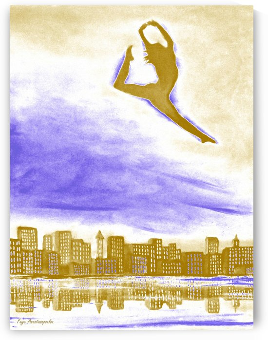 Sky Dancer by Faye Anastasopoulou