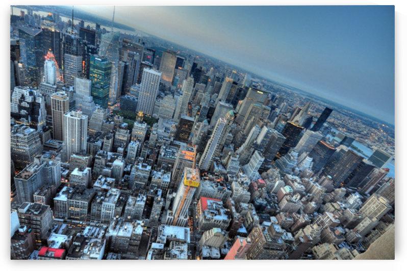 New York by Fabien Dormoy