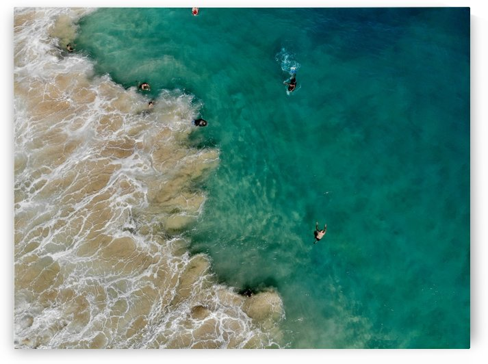 Sandy's Wave Riders by 808N4K