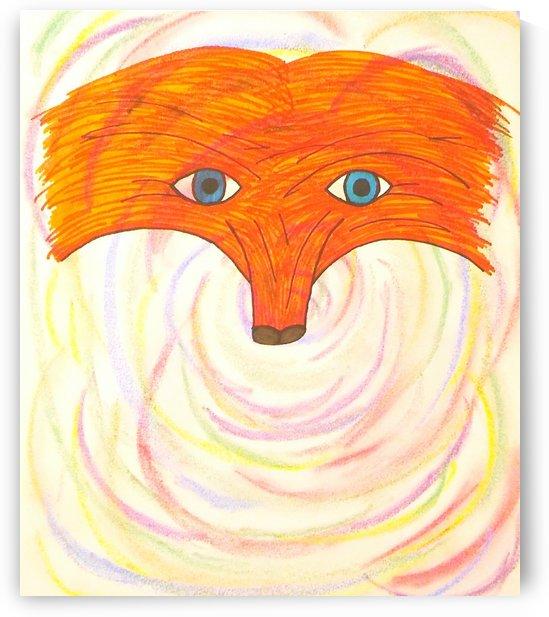 Fox Eyes by SarahJo Hawes