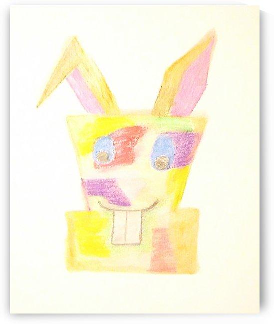 Alienated Rabbit by SarahJo Hawes