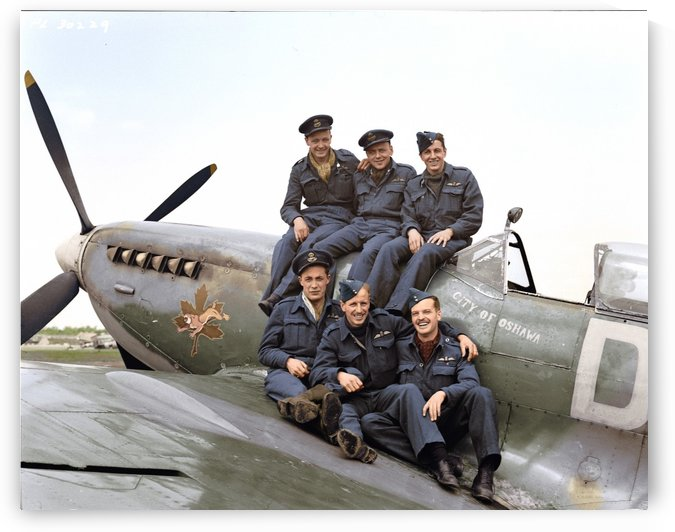 416 Squadron RCAF by Canadian Colour