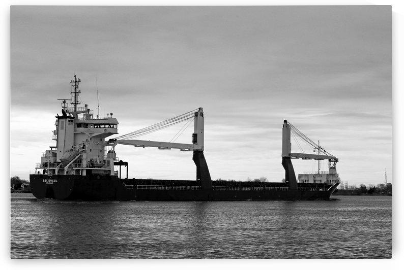 A Dark Ship and Dark Day 051219 by Mary Bedy