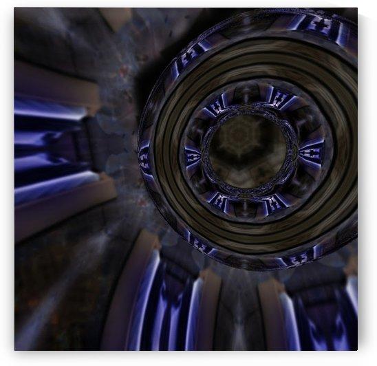 blue space.v1 by Jerritt Bowens