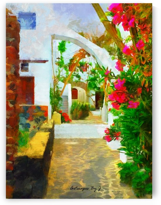 Welcome Home  by Artscapes By J
