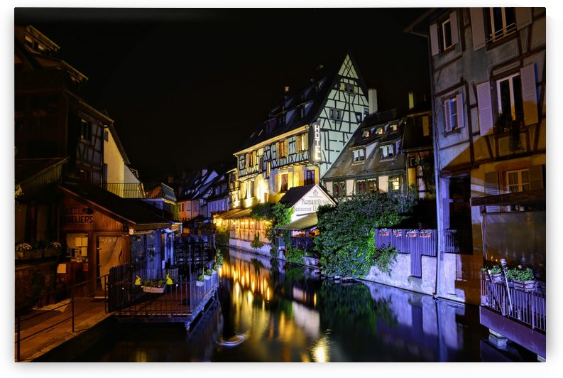 Colmar Village - Lights & Silence by Rudi Mallant Photography
