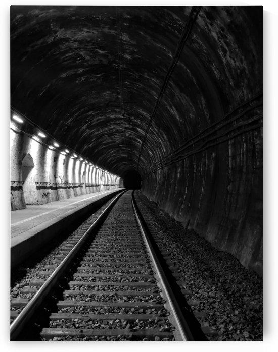 Train Tunnel by Wilken Photos