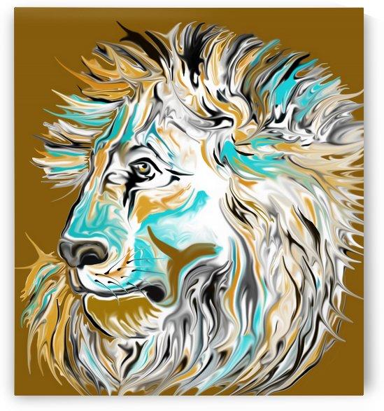 african lion by irma engelbrecht