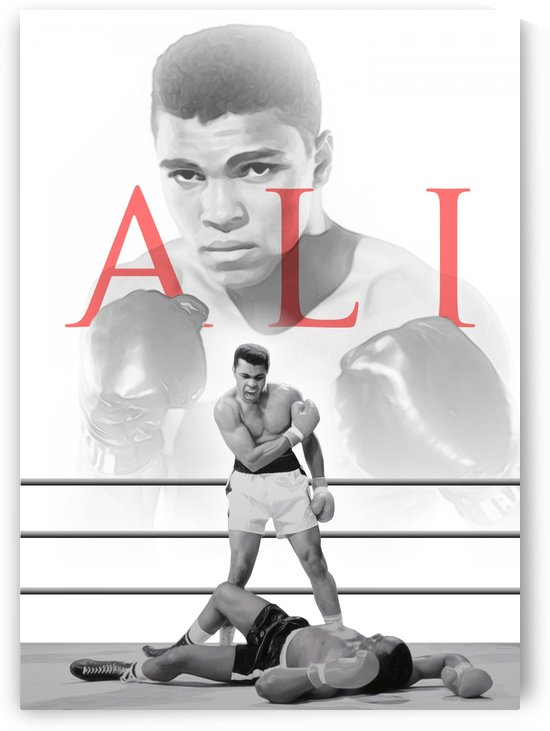 Muhammad Ali The Greatest by ABConcepts