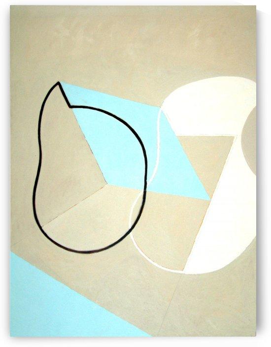 Breaking Contours by Vango Art Gallery