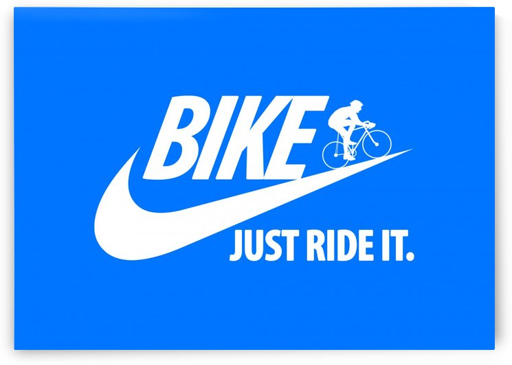 Bike Just Ride It by ABConcepts