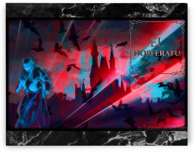 Nosferatu's Crypt  by Adrian Vran De Santanas