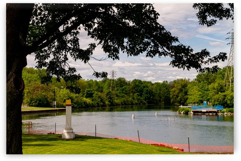 Cayuga Seneca Canal 12 by William Norton Photography