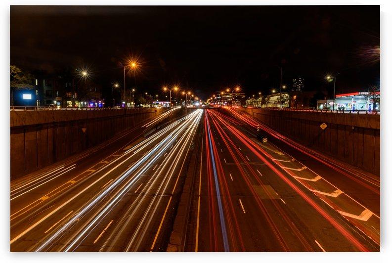 Lighttrails by RezieMart