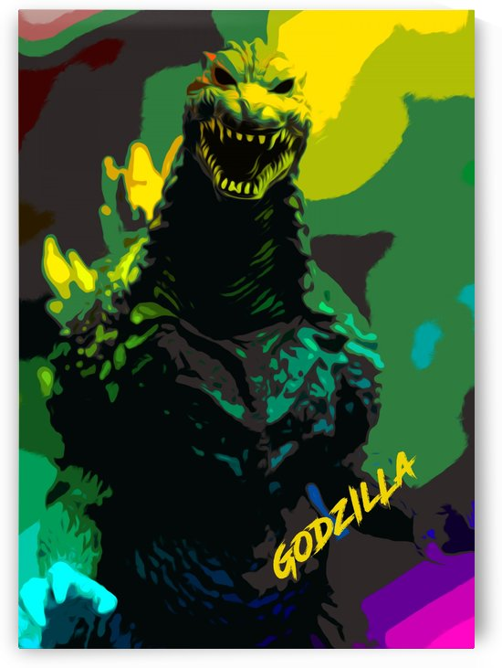 Godzilla by ABConcepts