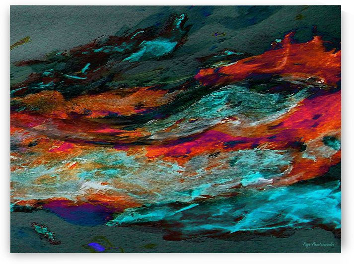 River Of Emotions by Faye Anastasopoulou