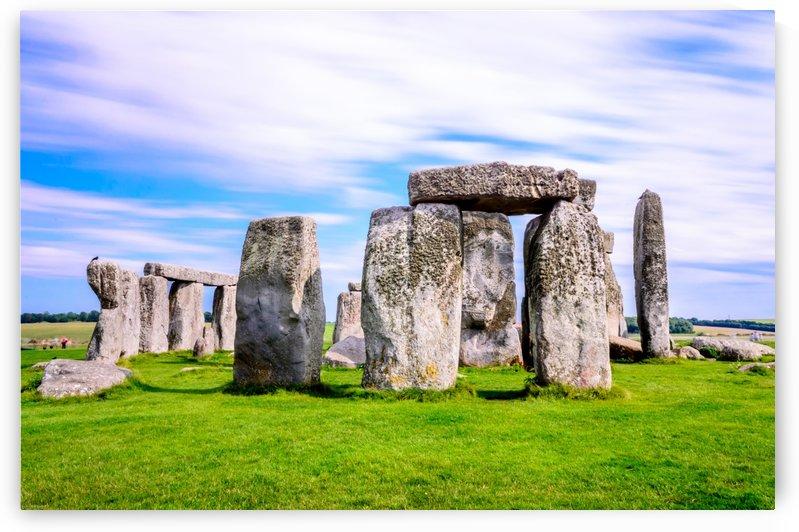 Stonehegne Salisbury UK by RezieMart