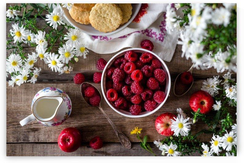 Apples Berries  by Alex Pell