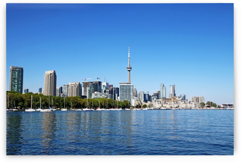 Toronto Harbourfront by Deb Oppermann