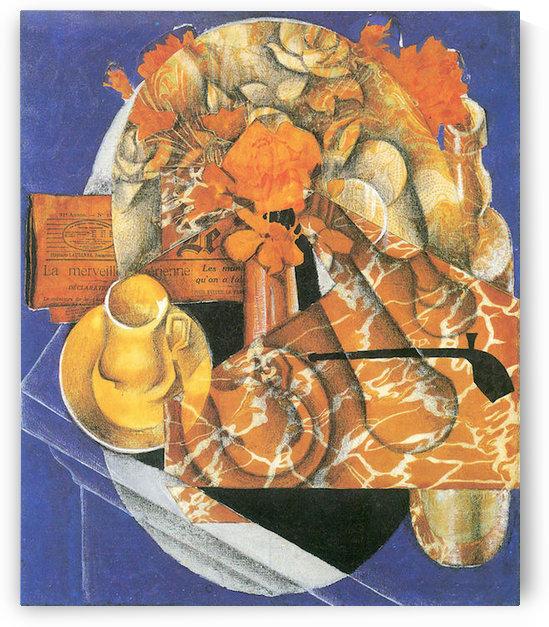 Leafs by Juan Gris by Juan Gris