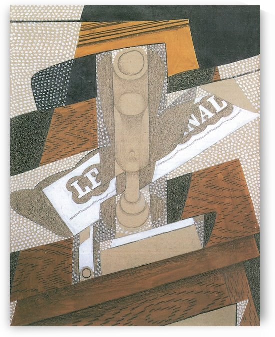Light up by Juan Gris by Juan Gris