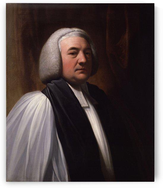 William Markham by Benjamin West