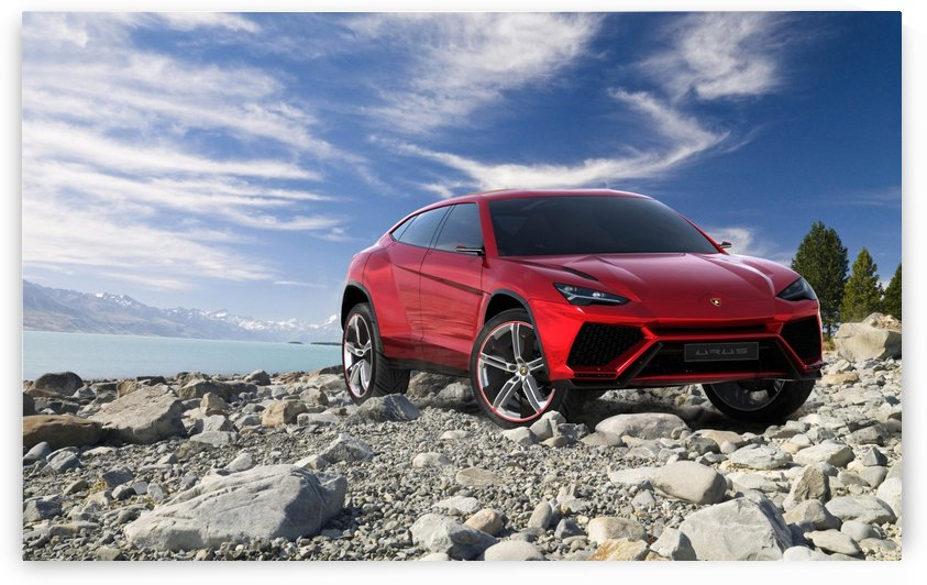 Lamborghini Urus Suv by Alex Pell