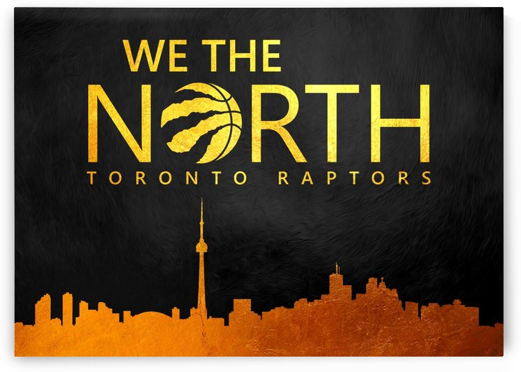 We the North Toronto Raptors by ABConcepts