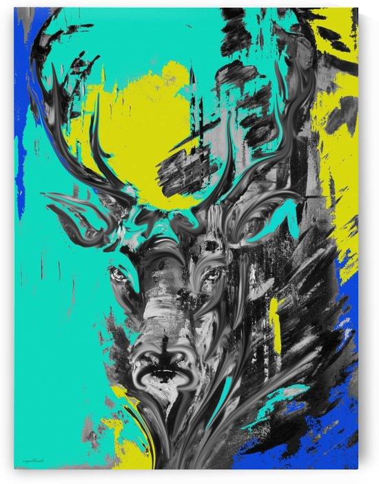 reindeer2 by irma engelbrecht