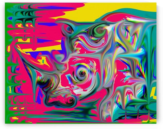 pop rhino by irma engelbrecht
