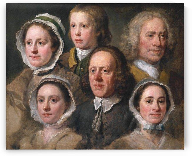 Hogarth's Servants by William Hogarth