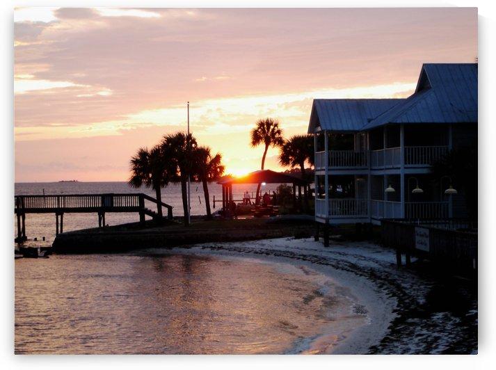 Island Place - Cedar Key - Florida by FoxHollowArt